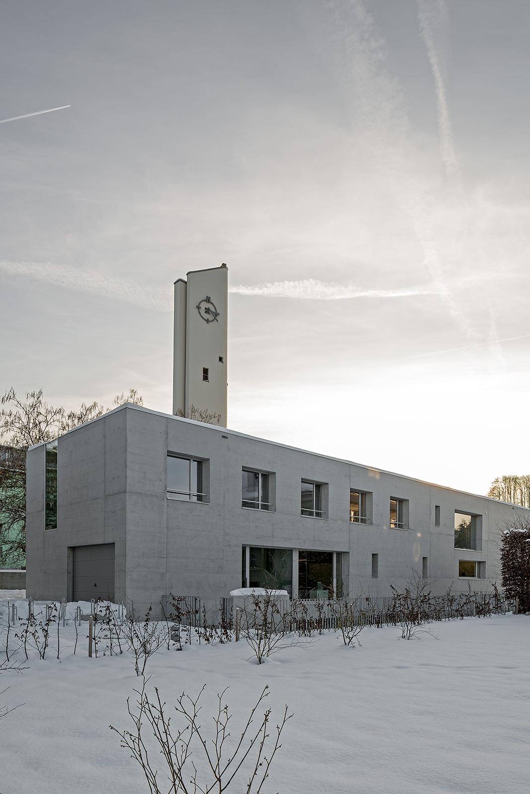 0705 Kath. Pfarreizentrum Heilig Geist