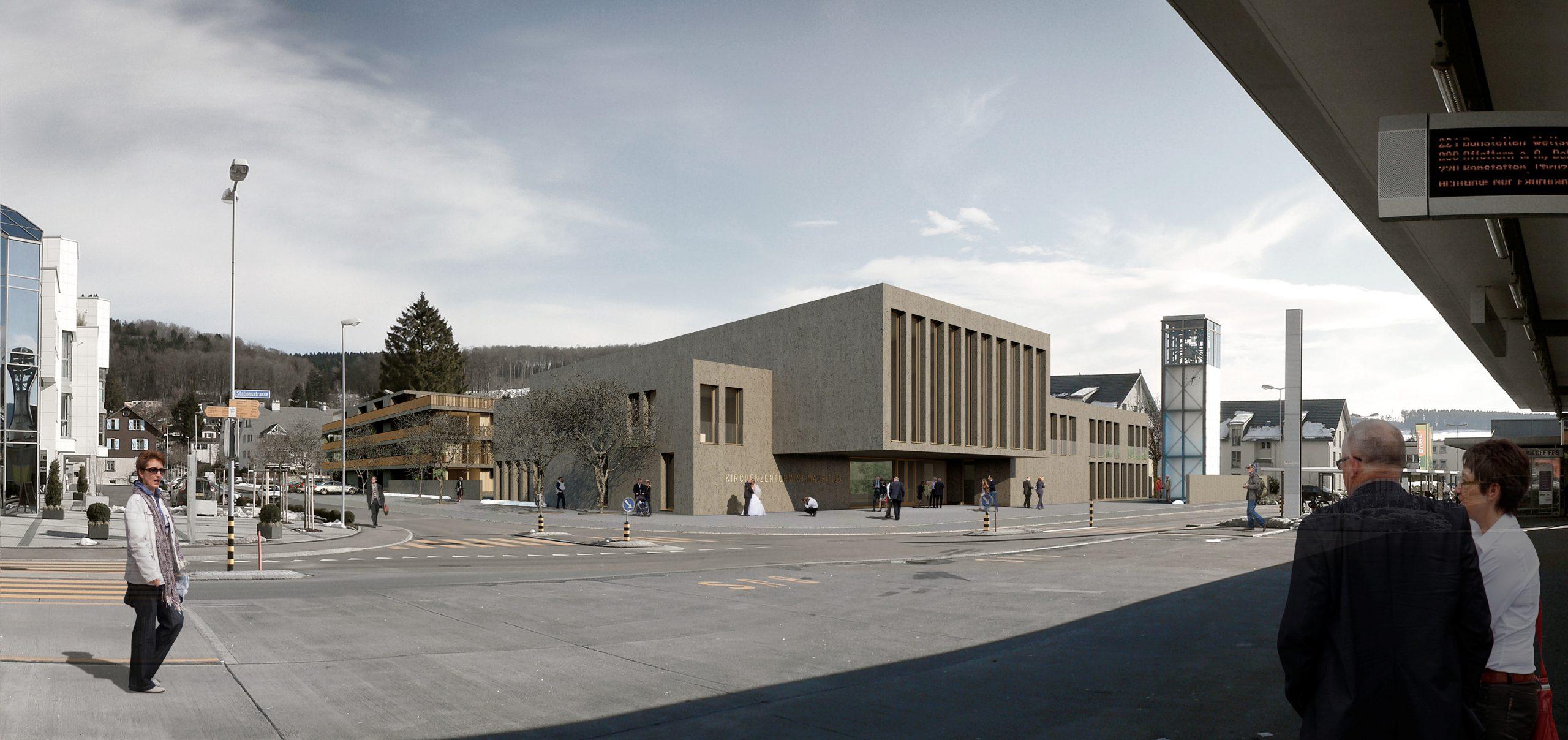 0907 Katholisches Kirchenzentrum