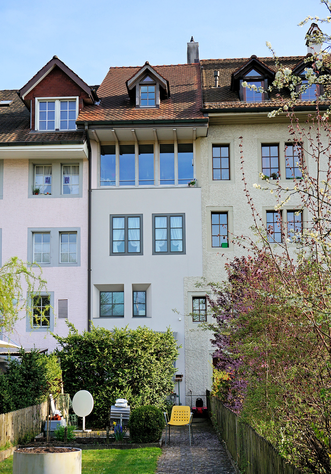 8407 Altstadthaus Bärengasse