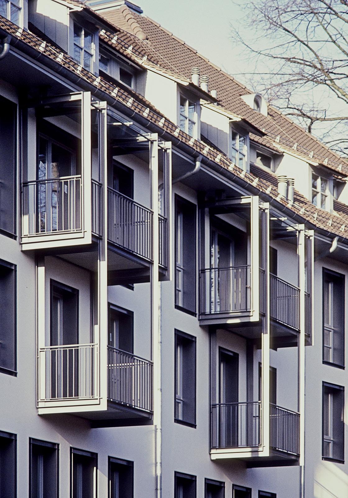 8315 Altstadtüberbauung Bärenhof