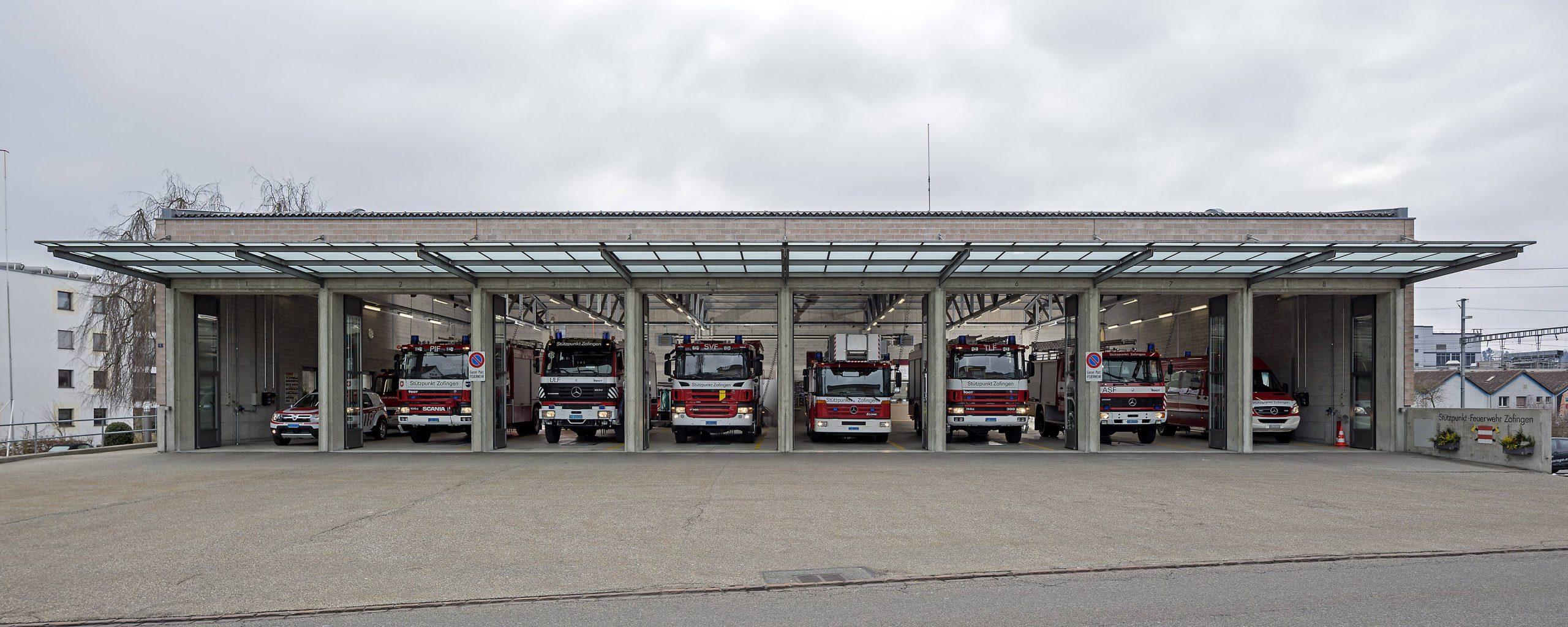 8801 Feuerwehrmagazin Funken