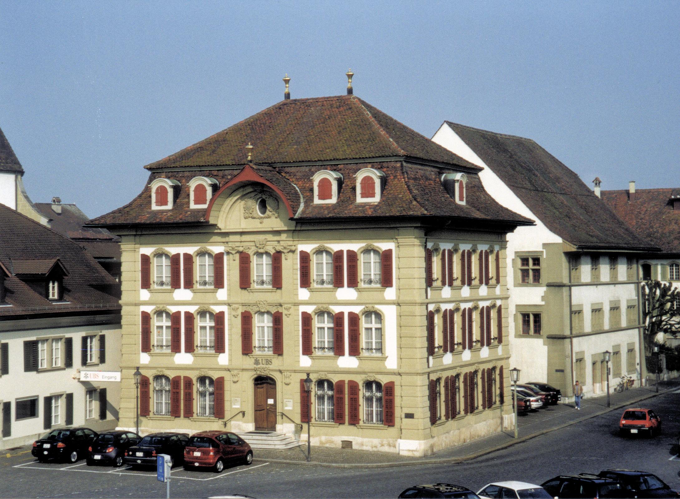 9807 Bankgebäude UBS