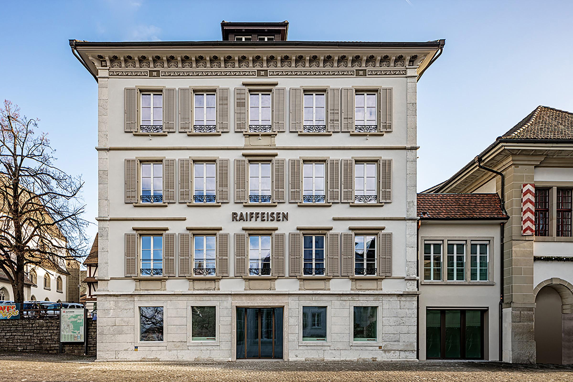 1508 Raiffeisen Standort Zofingen